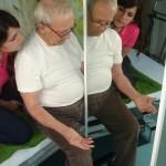 Tratamiento ictus con espejo