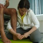 Terapia manual para el tratamiento de espasticidad