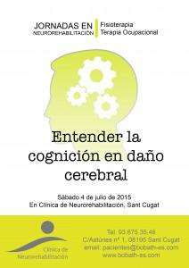 Formación cognición daño cerebral