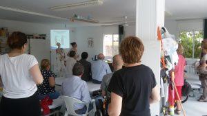taller teorico-práctico de rehabilitación del suelo pálvico